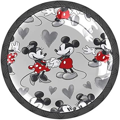 Mickey mouse door knobs