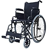 Elite Care plegable autopropulsión silla de ruedas ECSP02