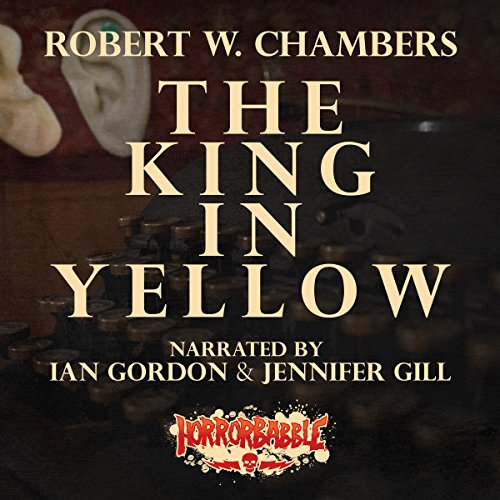 HorrorBabble's The King in Yellow audiobook cover art