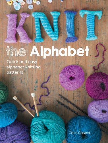 F&W Media David and Charles Books, Knit The Alphabet