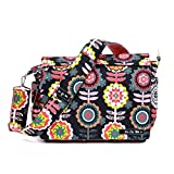 Ju-Ju-Be Messenger Bag - Wickeltasche -Better Be - Blumen