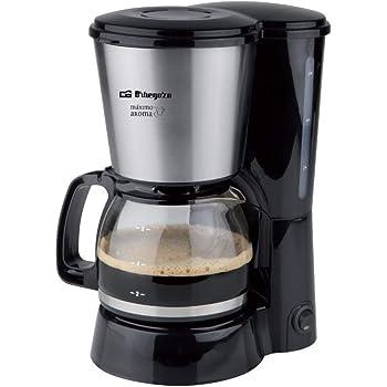 Orbegozo CG 4016 Cafetera de goteo, 650 W, Gris y negro: Amazon.es ...