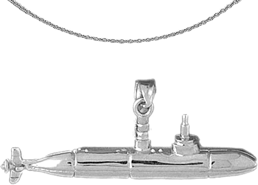 Jewels Max 41% OFF Obsession Gold Submarine White 14K Submar Max 74% OFF Necklace