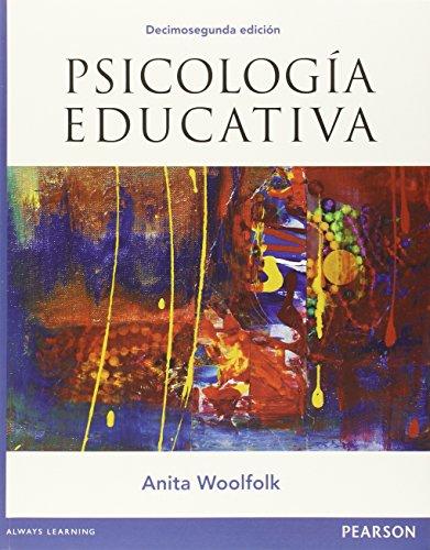 Psicología Educativa - 12ª Edición
