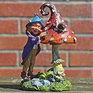 Mushroom Outdoor Novelty Sculpture Fantasy