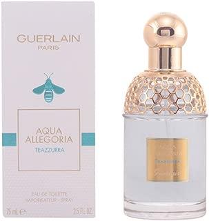 Aqua Allegoria Teazzurra By Guerlain for Men and Women EDT 2.5 Oz