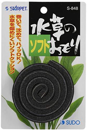 スドー 水草のソフトおもり 巻き型