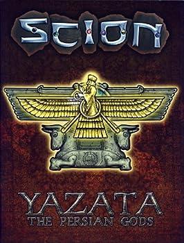 Scion Gods of Persia 1588465349 Book Cover