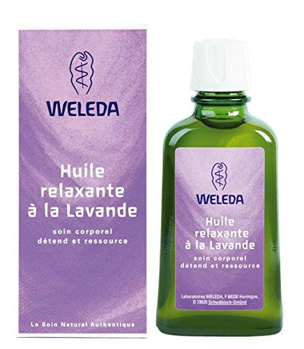 Weleda Huile Relaxante Lavande 100 ml