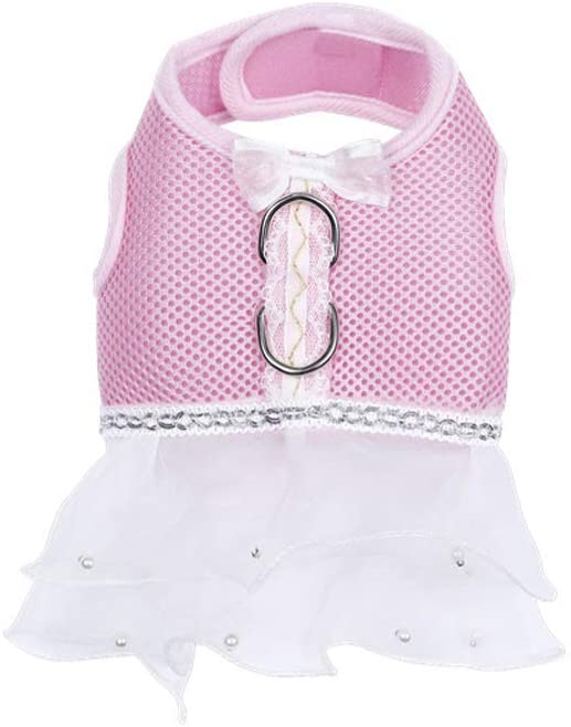 leconpet Mesh Recommendation Harness Vest for Attention brand Dogs Small Medium and Breathable