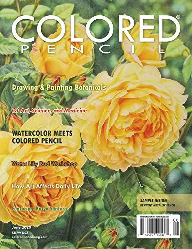COLORED PENCIL Magazine - June 2020 (English Edition)