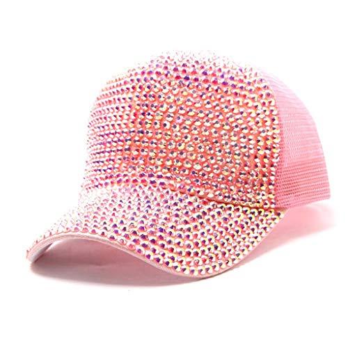 TWIFER Gorra de béisbol Hombre Mujer, Unisex Sombreros De Playa Transpirable para al Aire Libre Gorra Deportiva Ajustable Outdoor Suave Suave para Moda Hip Hop