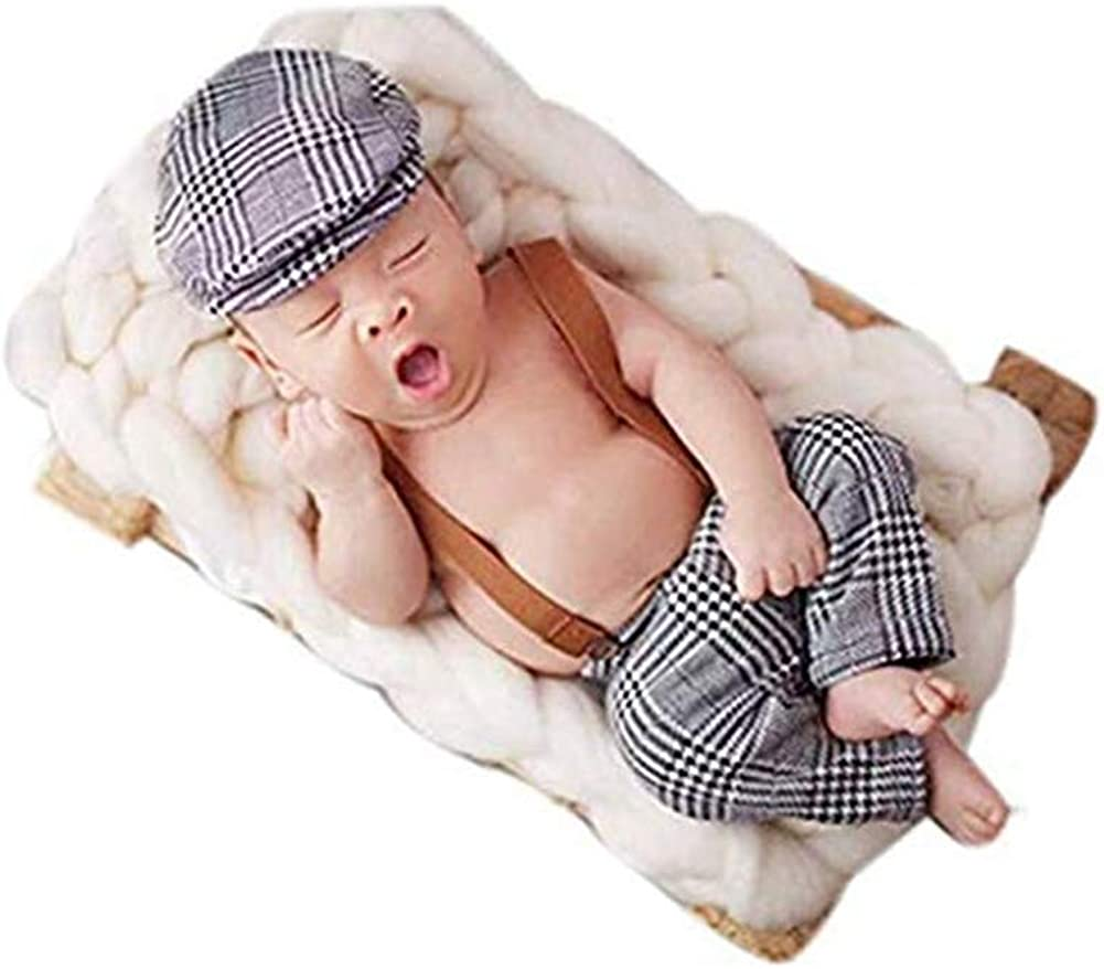 Challenge the lowest price Department store Newborn Baby Photography Props Boy Ge Infant Photo Outfits Shoot