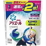 アリエール スポーツ ジェルボール 洗濯洗剤 詰め替え 26個入(約2倍)