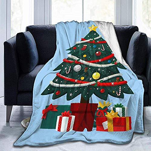 Sky-yb Micro Fleece Blanket Throw Blanket Gift Debajo
