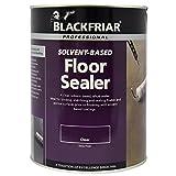 Blackfriar Floor Sealer Solvent Based - 5 Litres