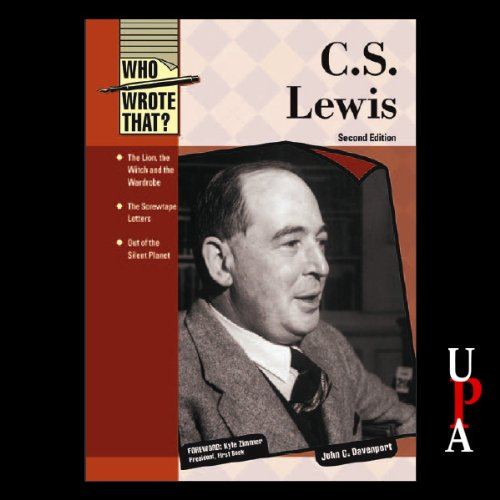 C.S. Lewis (Second Edition) audiobook cover art
