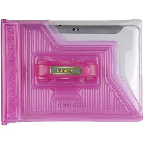DiCAPac WP-T20 Tablet beschermhoes met 25cm touchscreen in roze