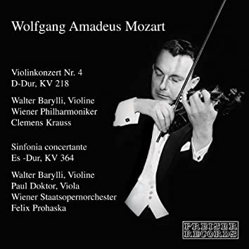 Mozart: Violinkonzert/Sinfonia concertante