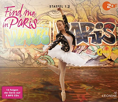 Find Me in Paris Staffel 1.2-Hörspiel