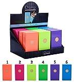 Etui Boîte à Cigarettes Plastique 100's Violet - Fumeur Accessoire - 482