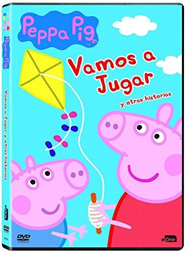 Peppa Pig - Vamos A Jugar Y Otras Historias [DVD]