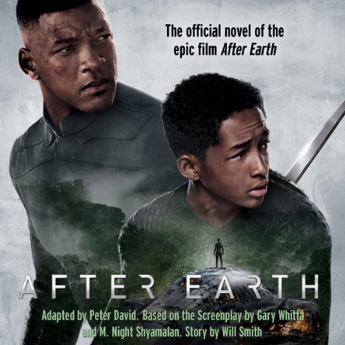 After Earth audiobook cover art