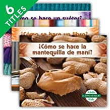 ¿cómo Se Hace? (How Is It Made?) (Spanish Version) (Set) (Spanish Edition)