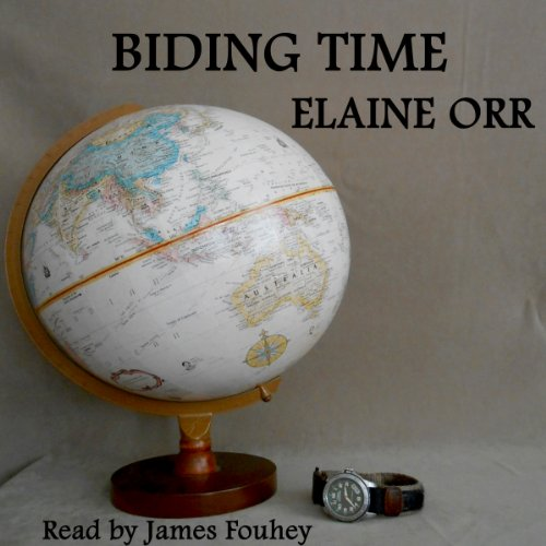 Biding Time  By  cover art