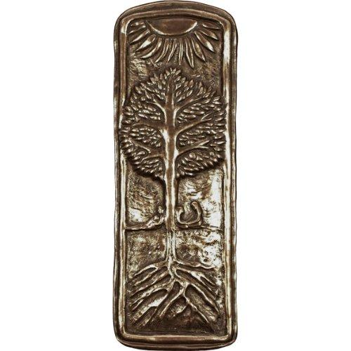 Celtic Family Tree Detailed Resin & Bronze Easy Hang Irish Plaque Irish Gift Wild Goose Studio Made in Ireland