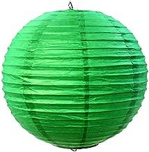 Koyal Wholesale Paper Lantern, 12-Inch, Kelly Green