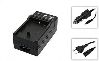 2 Akkus für Sony Cybershot DSC-HX20V Ladestation Netzladegerät