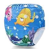 Storeofbaby I pannolini da bagno riutilizzabili del bambino lavano i pantaloni di nuotata ...