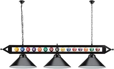 Amazon.com: Wellmet - Lámpara colgante de mesa para piscina ...
