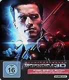 Terminator 2 - Steelbook  (+ Blu-ray 2D) (SE) [Blu-ray]