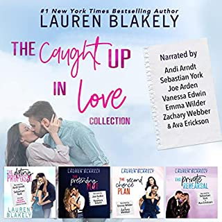 The Caught Up In Love Collection cover art