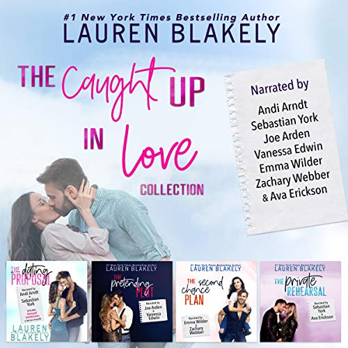 The Caught Up In Love Collection Audiobook By Lauren Blakely cover art