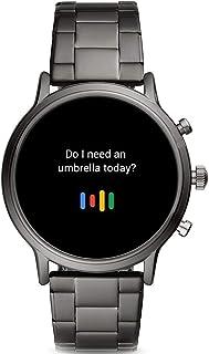 Fossil Gen.5 Montre Intelligente à écran Tactile numérique pour Homme avec Bracelet en Acier Inoxydable FTW4024 (Remise à ...