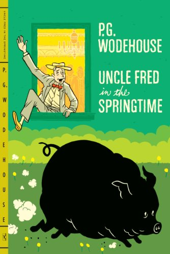Uncle Fred in the Springtime by [P. G. Wodehouse]