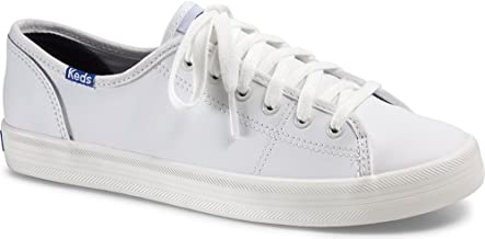 Keds Women's Triple Kick Leather Glossy Fashion Sneaker