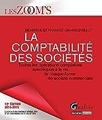 La comptabilité des sociétés de Béatrice Grandguillot