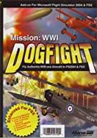 Mission: WWI Dogfight for Flight Simulator X/2004 (輸入版)