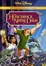 hunchback of notre dame cartoon movie