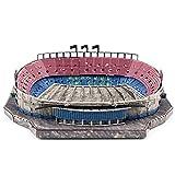 Wanson Mini 2018 Russia World Souvenirs Camp NOU Stadium Puzzle 3D Modelo Fan Recuerdos del Fútbol Hace Un Gran Recuerdo