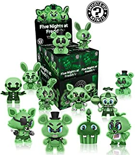 Five Nights at Freddy's Glow in the Dark Mystery Minis Series 1 Display Case set of 12