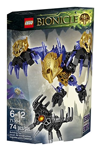 LEGO Bionicle Terak Creature of Earth...