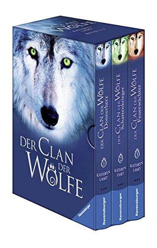 Der Clan der Wölfe, Band 1-3: Donnerherz, Schattenkrieger, Feuerwächter