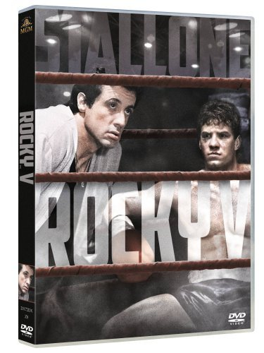 Rocky 5 by Sylvester Stallone