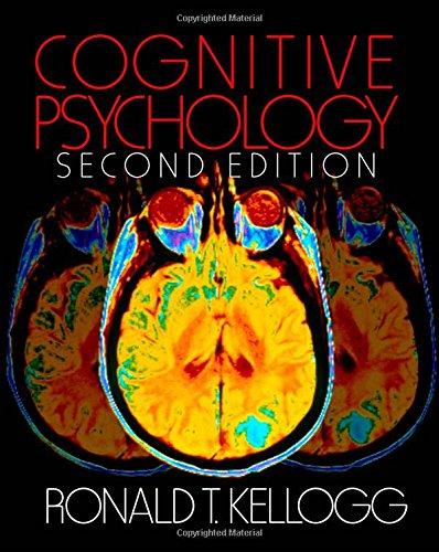 Cognitive Psychology (Advanced Psychology Text Series)