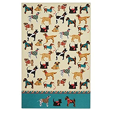 Ulster Weavers Hound Dogs Cotton Tea Towel